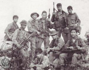 Operation Parasol Switchback MACV SOG Vietnam War